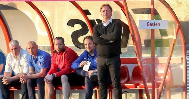 De Graafschap verrast en kiest voor Telstar-trainer Snoei als opvolger De Jong