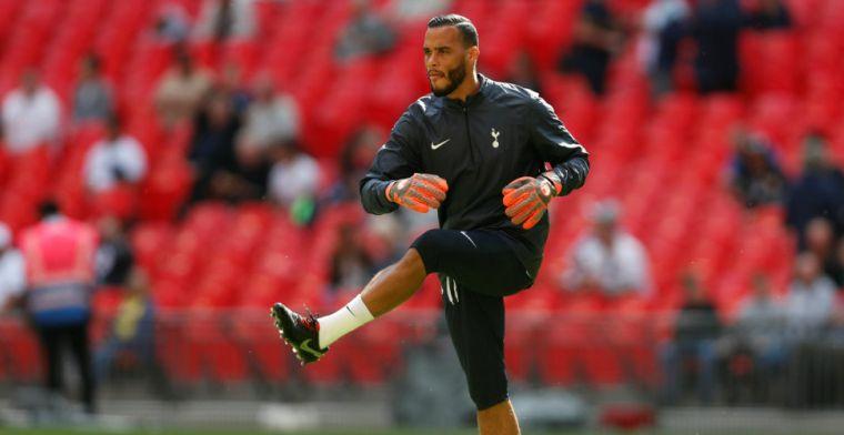 Tottenham Hotspur bedankt Vorm na vijf jaar voor bewezen diensten
