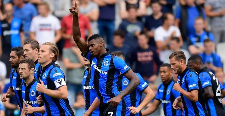 Club Brugge mag spel niet té hard spelen: 'Lazio heeft al alternatief voor Wesley'