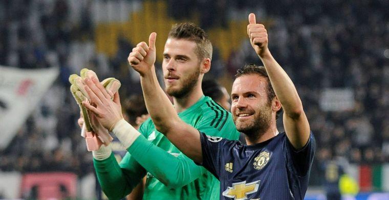 'Manchester United wil Spanjaard niet kwijt en schotelt nieuw contract voor'