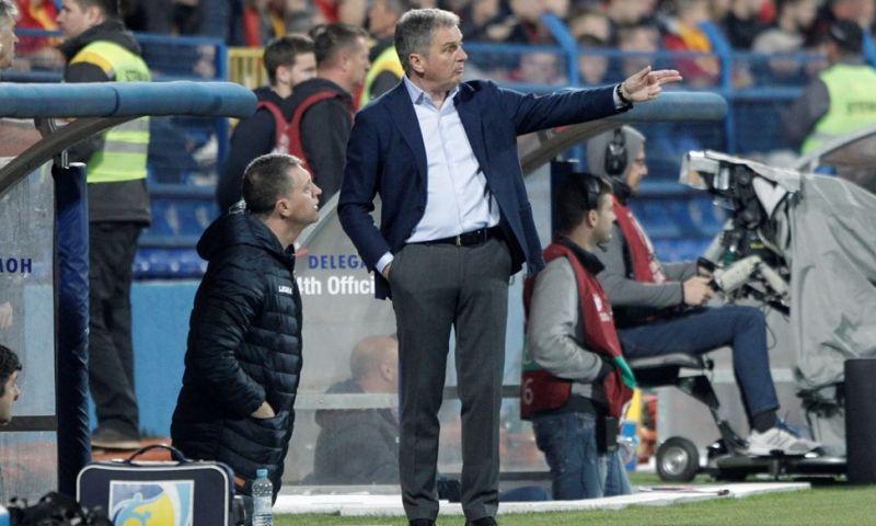 Afbeelding: Montenegrijnse bondscoach laat EK-kwalificatieduel schieten en wordt ontslagen