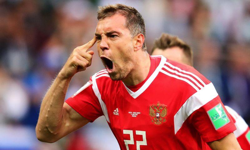 Afbeelding: EK-kwalificatie: Rusland haalt in groep van Belgë uit tegen San Marino