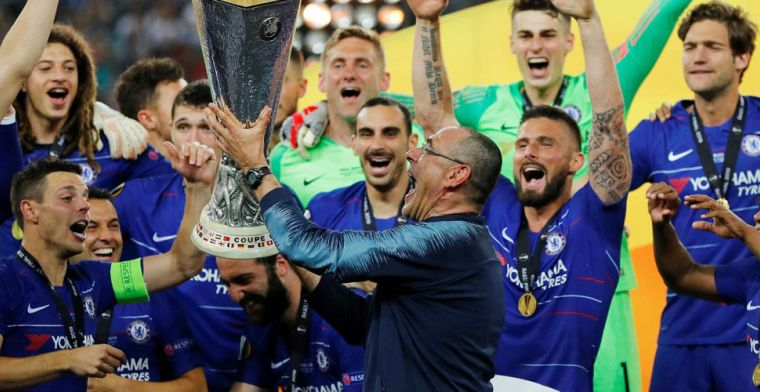 'Chelsea akkoord met vertrek: Sarri tekent volgende week bij Juventus'