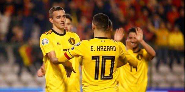 Geen Europese topper voor België – Schotland