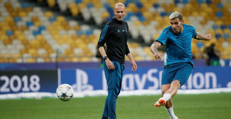 'Serieuze concurrentie voor Sinkgraven: Bayer Leverkusen scout bij Real Madrid'