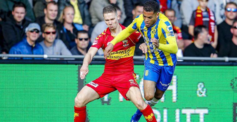 'RKC kan na één seizoen cashen voor international: Toulouse klopt aan in Waalwijk'
