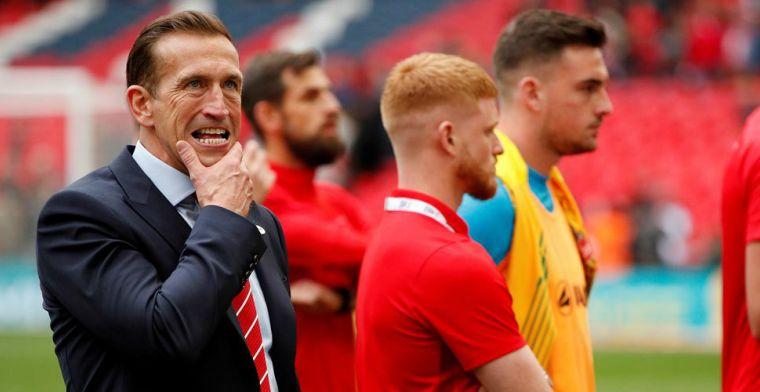 Engels voetbal in rouw: succestrainer Leyton Orient overleden na hartstilstand