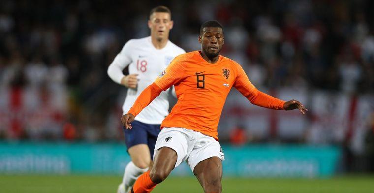 'Wijnaldum hoort in rijtje grote Nederlandse spelers, boegbeeld van die generatie'