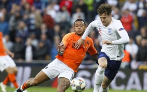 Afbeelding: Stones onder vuur na fout tegen Oranje, steun De Bruyne: 'Bij City is dat prima'