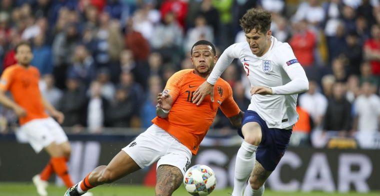 Stones onder vuur na fout tegen Oranje, steun De Bruyne: 'Bij City is dat prima'