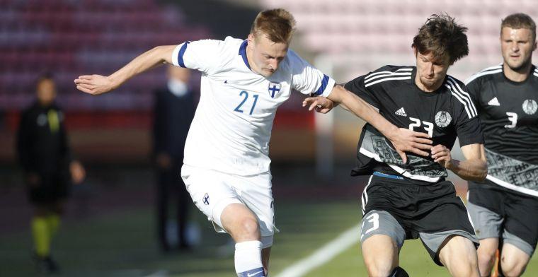 'Fortuna Sittard zoekt doelpunten en gaat vól voor international van Finland'