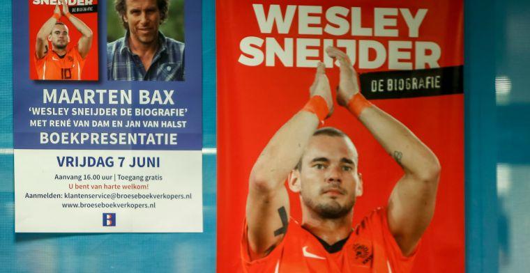 'Sneijder belde woedend op. Waar ben je mee bezig? Ik weet niets van dat boek'