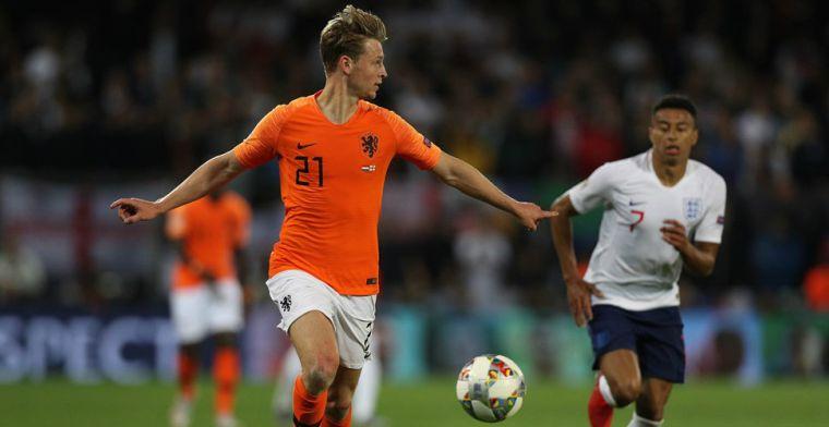 Van Basten: 'Geweldige, belangrijke speler voor Ajax en het Nederlands elftal'