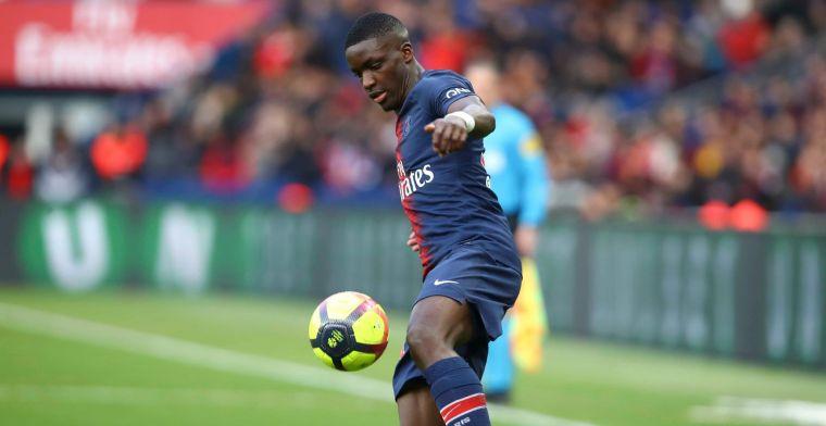 'PSG-back (20) in belangstelling van Ajax, Marseille en Dortmund'