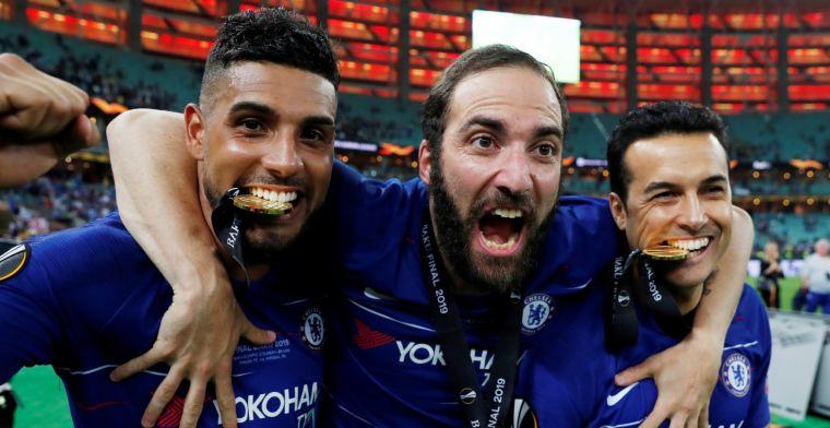 'Sarri-bevestiging op maandag; Juventus zet Higuain-som in als wisselgeld'