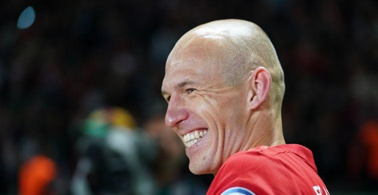 Robben kiest voor laatste kunstje in Süper Lig