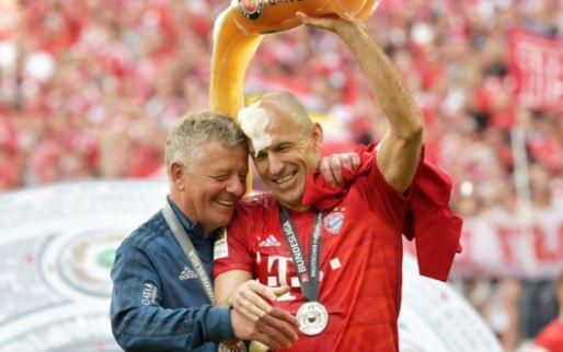 Afbeelding: 'Transfervrije Robben wordt aangeboden en kan kwartet volmaken'
