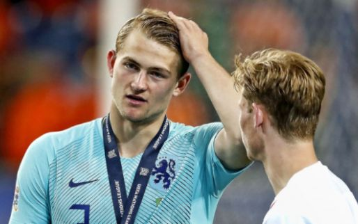 Afbeelding: Vier Nederlanders in elftal met beste spelers van Nations League-eindronde
