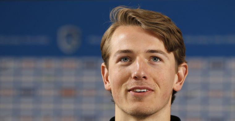 Berge steekt Club Brugge-vedette voorbij als duurste speler van België