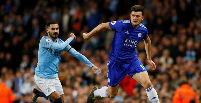Sky Sports: Maguire kan Van Dijk onttronen door interesse van City en United