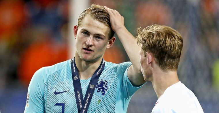 Vier Nederlanders in elftal met beste spelers van Nations League-eindronde