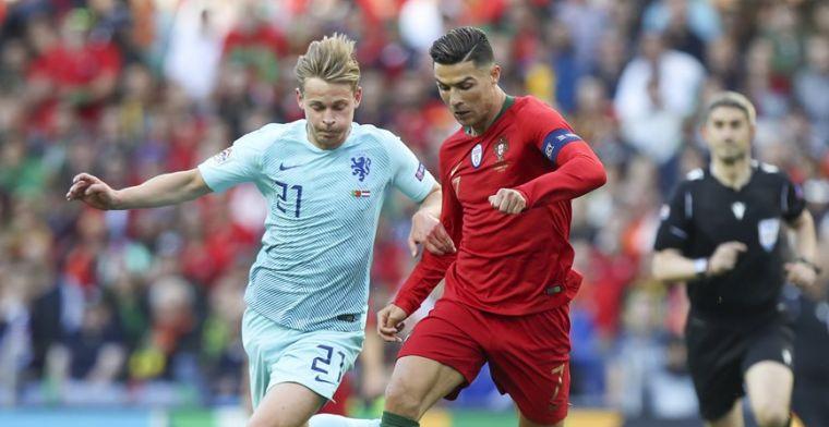 De Jong krijgt Barça-vraag: Natuurlijk kunnen we samen spelen, waarom niet?