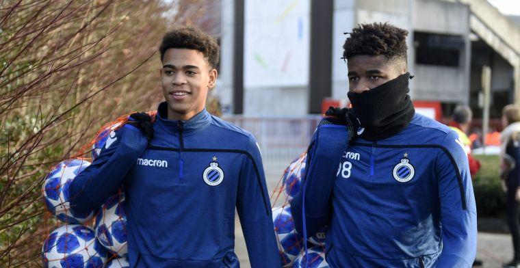 Club Brugge laat jeugdproduct vertrekken: Verkennend gesprek gehad