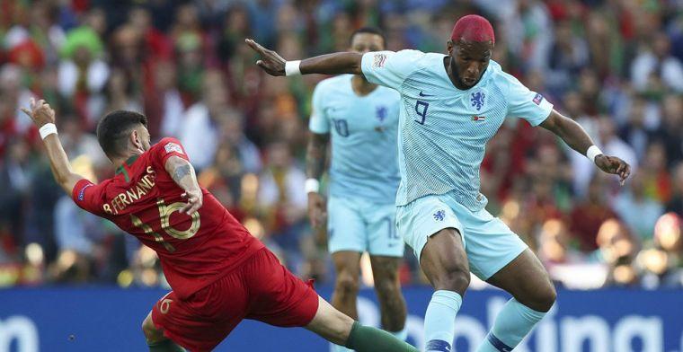 Eredivisie-transfer mogelijk voor Babel: 'Ik gok dat er dan wat naar buiten komt'