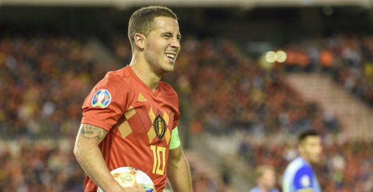 'Hazard krijgt na megatransfer op één na beste contract bij Real Madrid'