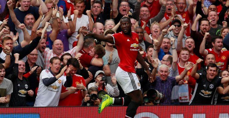 'Internazionale stelt ruildeal voor Lukaku voor, Manchester United wuift bod weg'