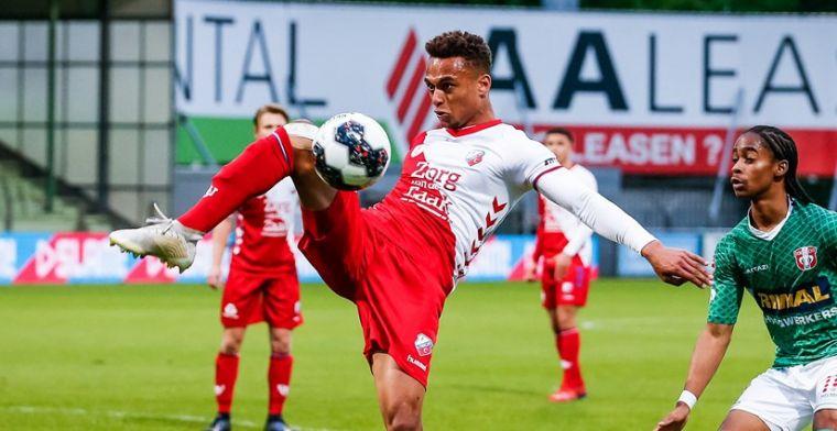Verheugd FC Utrecht breekt contract open van negentienjarige 'leider en winnaar'