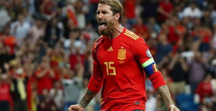 Spanje doet goede zaken tegen Zweden; Dolberg wel trefzeker voor Denemarken