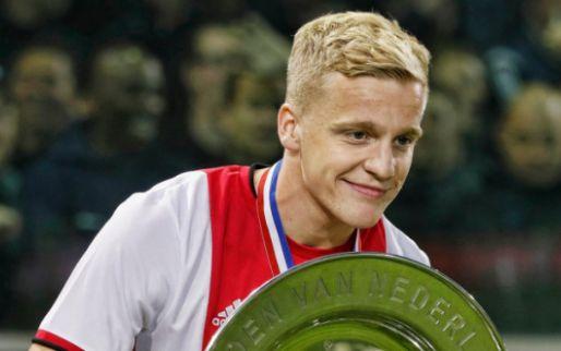 Afbeelding: Londen, Justin achterna of nog één jaartje Ajax: 5 transferopties voor Van de Beek