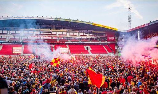 Afbeelding: KV Mechelen doet er alles aan: alle betrokkenen gaan in beroep bij het BAS