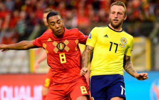 Afbeelding: Tielemans weet niet of hij terugkeert naar Monaco: