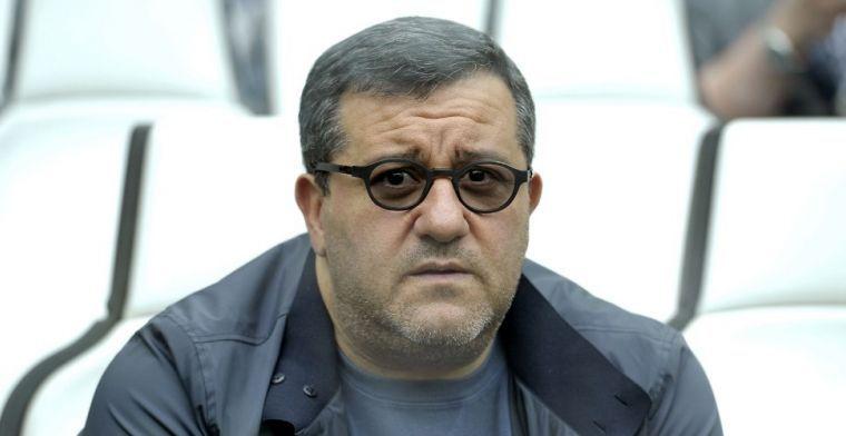 Raiola begint makelaarsbond en wil geïnformeerd worden door FIFA