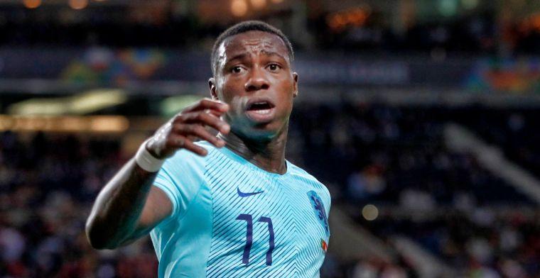'Ajax gaat voor grote vis en wil zich versterken met Oranje-aanvaller Promes'