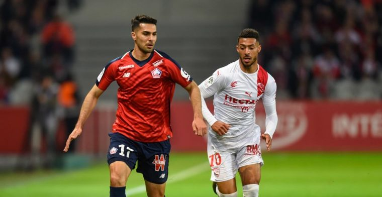 PSV en Feyenoord tonen interesse in Ligue 1-aanvaller