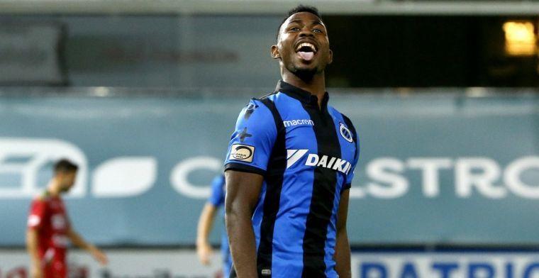 'Nog geen contacten tussen Lyon en Club Brugge, maar Dennis wil absoluut weg'