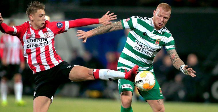 'Fijne club' PSV hakt knoop door en verlengt contract: Ik ken iedereen hier