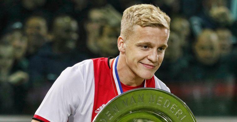 Londen, Justin achterna of nog één jaartje Ajax: 5 transferopties voor Van de Beek