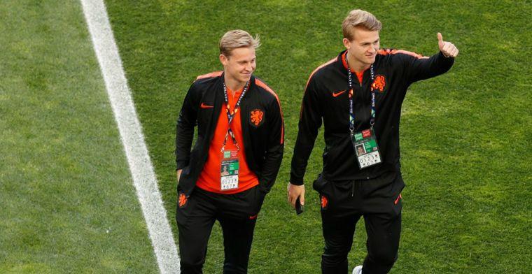 'De Ligt moet Ajax verlaten, maar ik werk bij PSV en praat daar liever niet over'