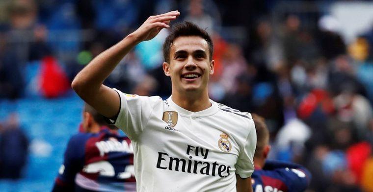 'Zidane passeert verdediger van Real Madrid vanwege ruzie met zoon Luca'