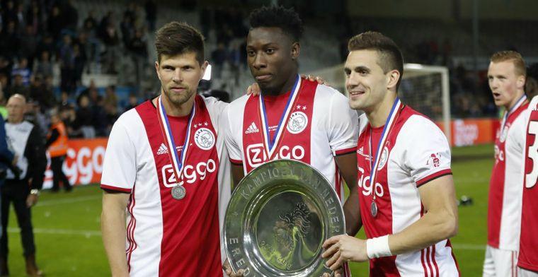 'Manchester United oriënteert zich en ziet 'No. 1 target' rondlopen bij Ajax'