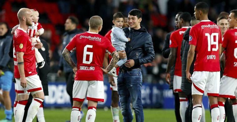 'Napoli buigt voor eisen PSV en betaalt maximaal 50 miljoen euro voor Lozano'