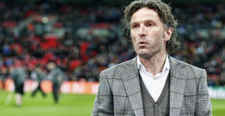 Waterreus ziet 'campingvoetbal': 'Met topsport heeft 't natuurlijk niets te maken'