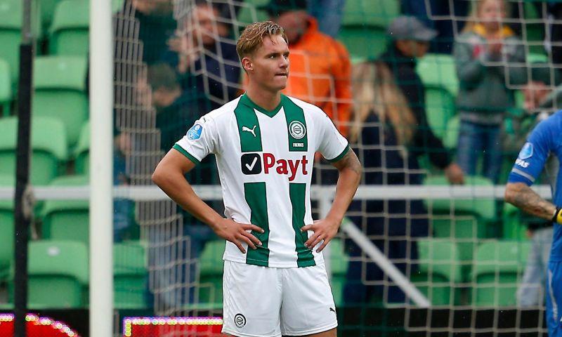 Afbeelding: Spits (20) vertrekt na vier wedstrijden uit Utrecht: 'Dit kan een opstapje zijn'