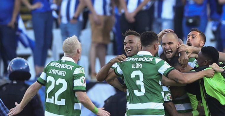 'Geïnteresseerde clubs schrikken van vraagprijs Sporting voor Dost'