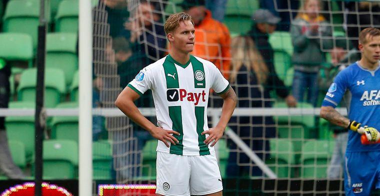 Spits (20) vertrekt na vier wedstrijden uit Utrecht: 'Dit kan een opstapje zijn'