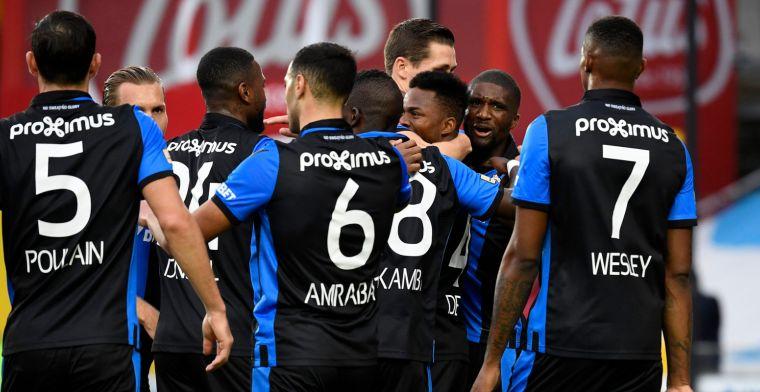 'Sterkhouder Club Brugge trok de aandacht van scouting FC Barcelona'